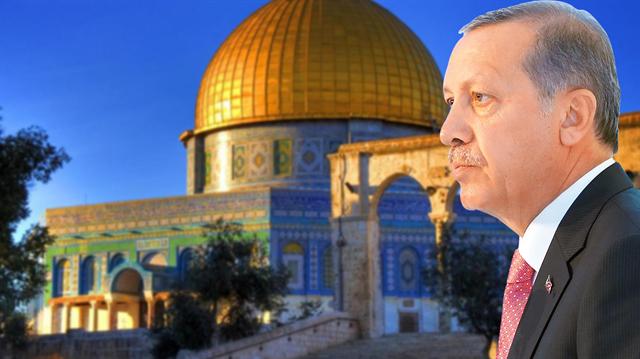 أردوغان و القدس