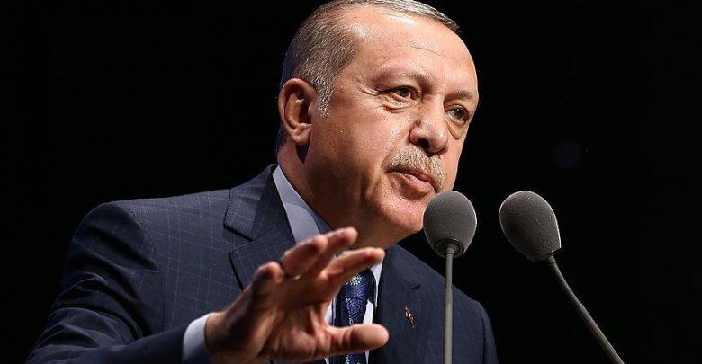 أردوغان لو تخلينا عن أخلاقنا لسيطرنا على عفرين بثلاثة أيام