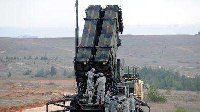 منظومة «باتريوت» الدفاعية الصاروخية
