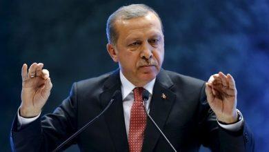 أردوغان يهدد الغرب