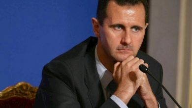 الحيوان بشار الأسد