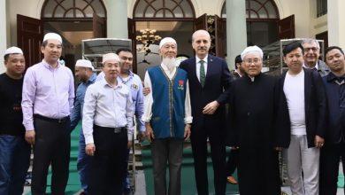 تركيا تدعم مسلمي الصين