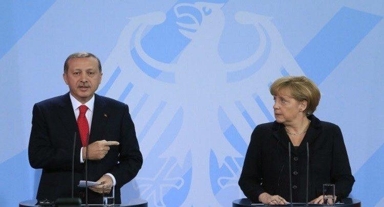 تركيا والمانيا