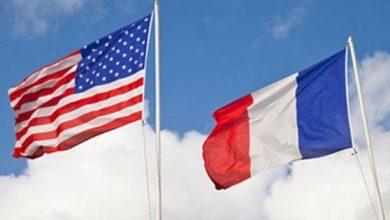 فرنسا وأمريكا في سوريا