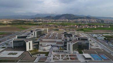 المدينة الطبية في قيصري