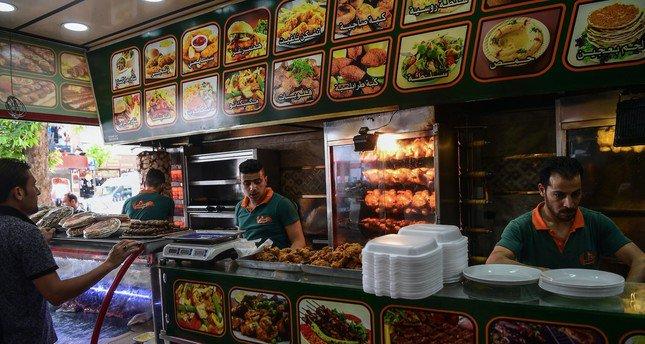 مطعم سوري في تركيا