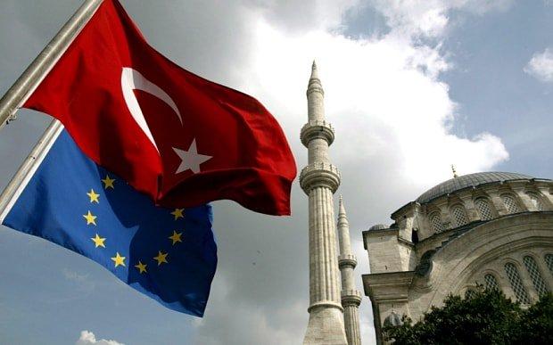 تركيا و الاتحاد الأوروبي