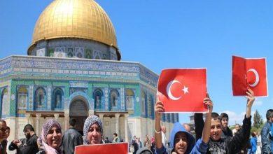 تركيا و القدس