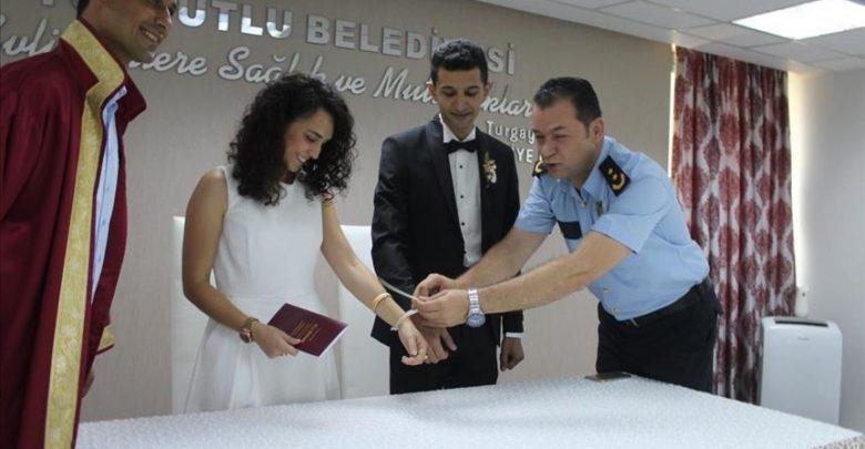 عروس تركية