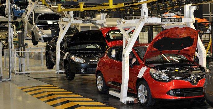 مصنع سيارات تركية