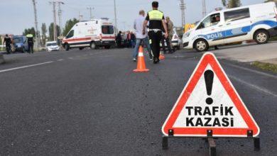 حادث سير في تركيا
