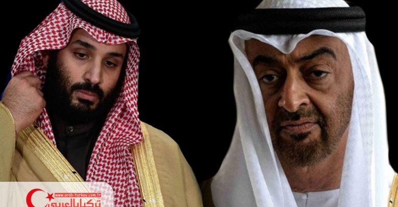 ابن سلمان و ابن زايد