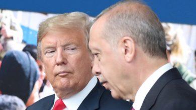 أردوغان و ترامب