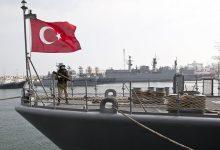 قاعد بحرية تركية