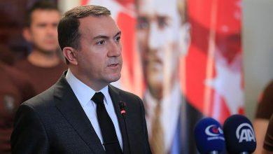 السفير التركي لدى العراق فاتح يلدز
