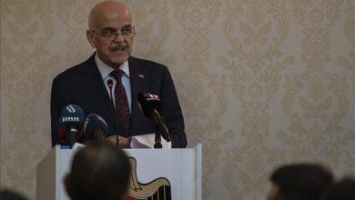 سفير العراق لدى أنقرة حسين محمود الخطيب