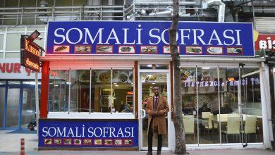مطعم صومالي