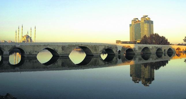 نتيجة بحث الصور عن الجسر الحجري اضنة