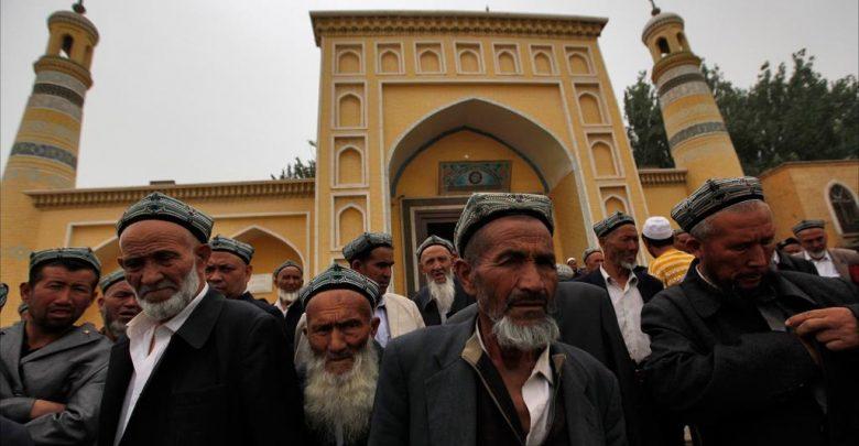 الصين الأويغور