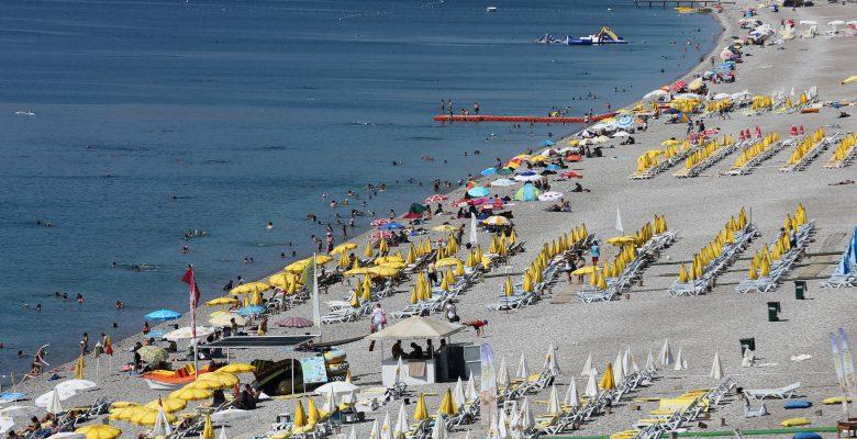 شاطئ أنطاليا