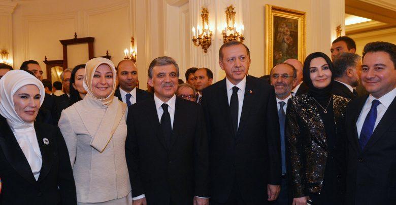 أردوغان و باباجان
