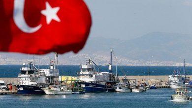 السياحة في تركيا علم تركيا
