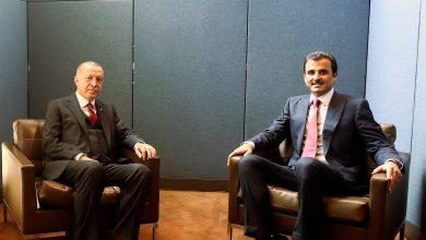 أردوغان و تميم بن حمد