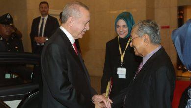 تركيا و ماليزيا