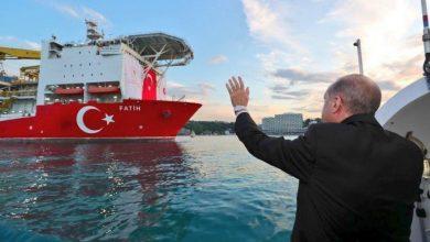 أردوغان و سفينة الفاتح